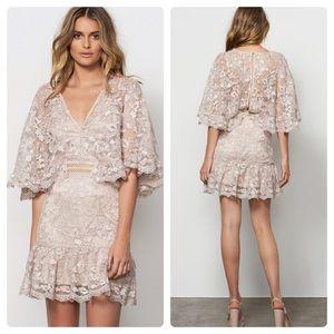 Resplendent Mini Dress By Stevie  May Size M